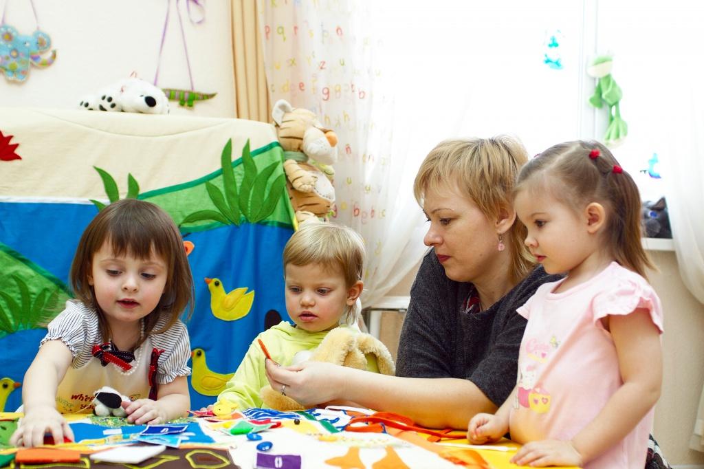 Развивающие программы для детей от 1 до 3